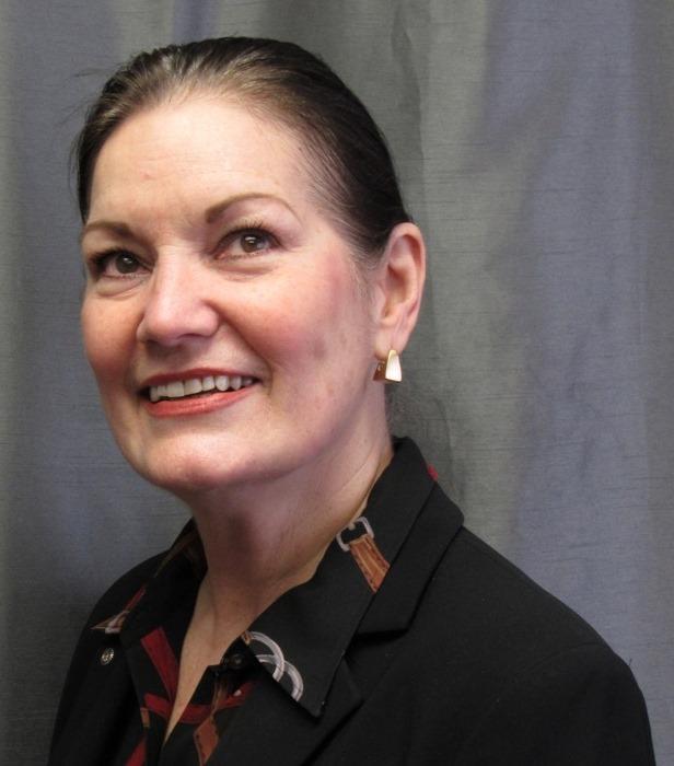 Portrait of Chamber Director Jan Hoag